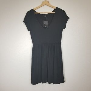 Forever 21 womens short dress black size medium